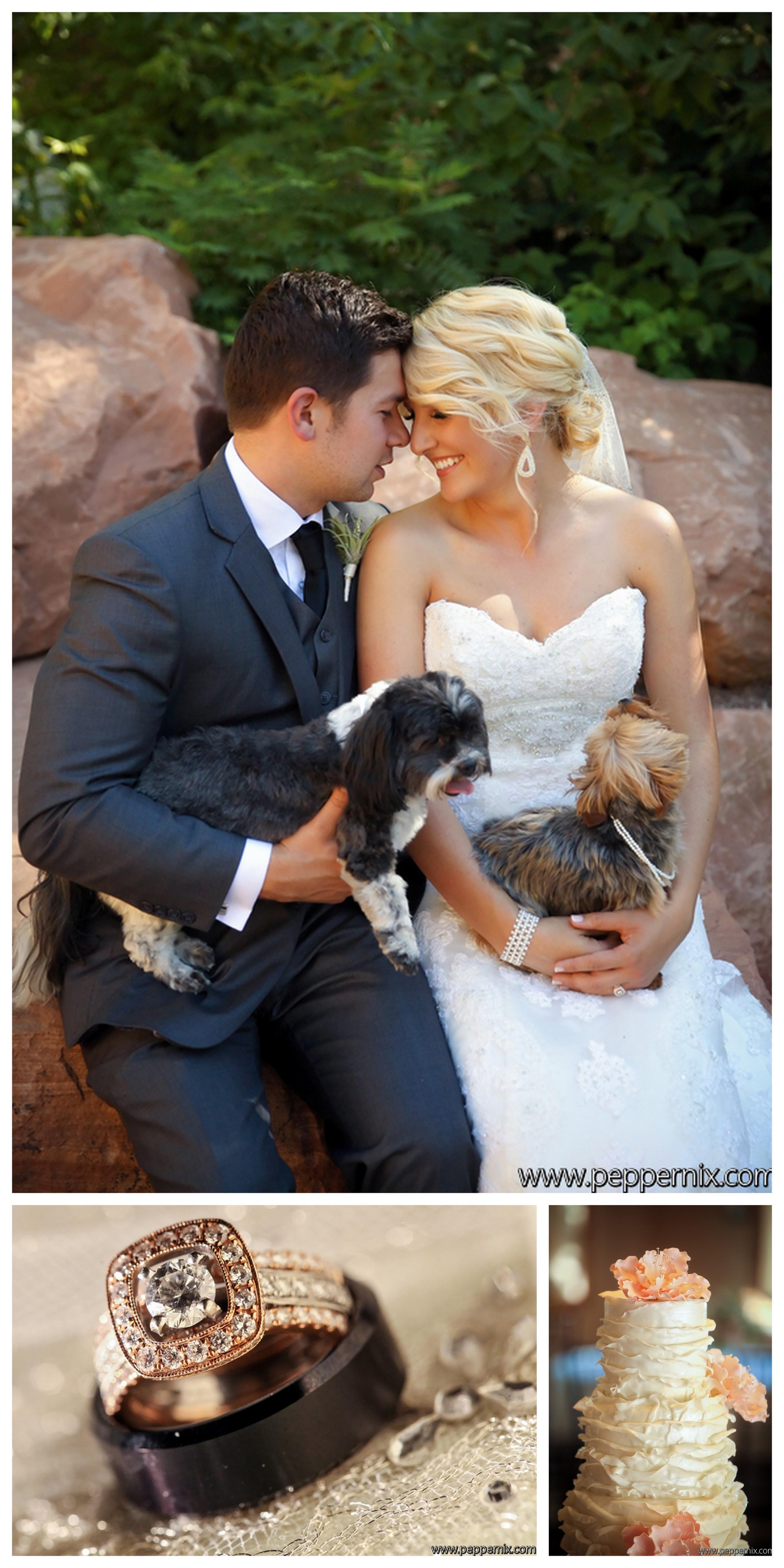 Lovely Utah Wedding