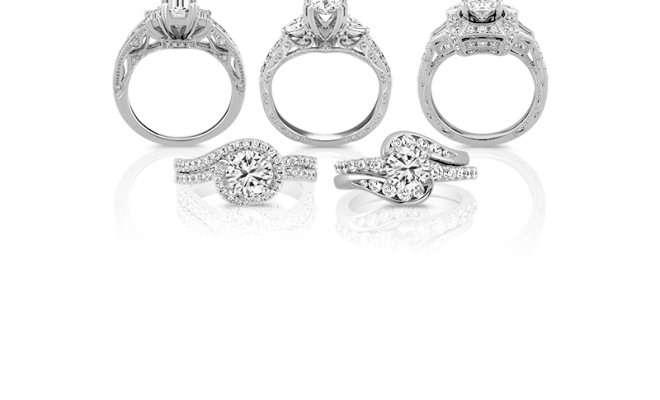Wedding Sets from Shane Co.