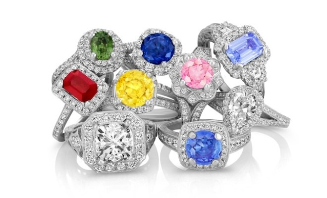 Sapphires come in many colors