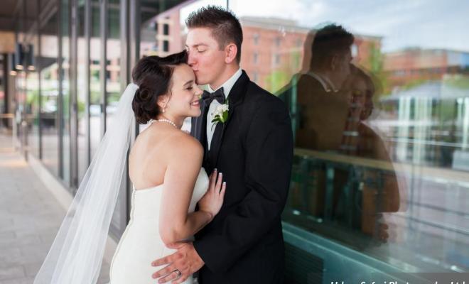 Congrats Kim and Kris!