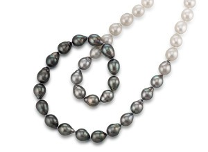 Cultured South Sea and Tahitian Pearl Strand