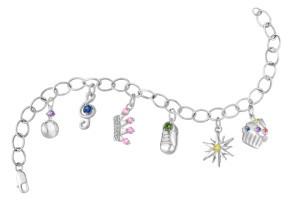 Shane Co Charm Bracelet