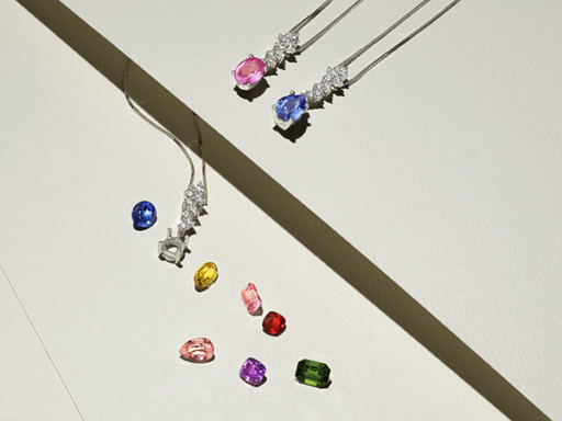 Future gifts? Colorful Gemstone Pendants (Mix and Match)
