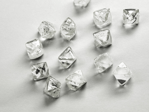 A Collection Of Rough Diamonds