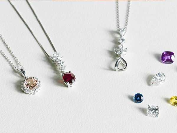 Design your own pendants.